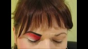 Modern Geisha Makeup Tutorial By Miss Chievous