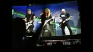 Metallica , Slayer , Megadeth & Anthrax - София 2010 - Sonisphere