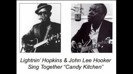 Lightnin' Hopkins & John Lee Hooker - Candy Kitchen