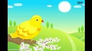 Иде Пролет.весело Детско Стихче