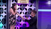 Хорхе предлага на приятелката си да се оженят... (цялото видео)
