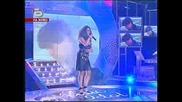 Music Idol 2 - Нора Прекрасно Изпълнение - Песен от Филм