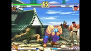 Shouryuken Street Fighter Iii 3rd Strike - Combo & Glitch