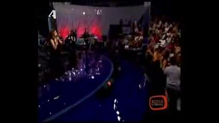Glikeria Live On Alpha Tv