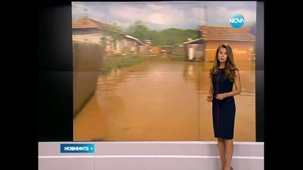 Опасност от нови наводнения в Румъния - Новините на Нова