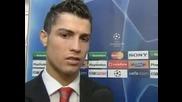 Cristiano Ronaldo Interview 02.04.08