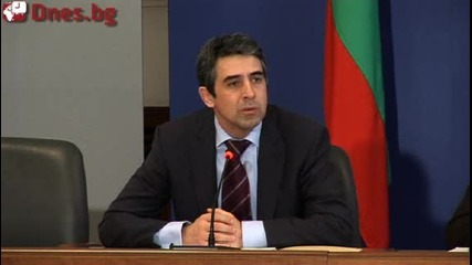 Дянков поема контрола над Бургас - Александруполис