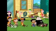 Phineas And Ferb - We Are Watching And We Waiting