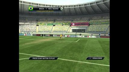 Fifa 2011 - My Skills Gameplay