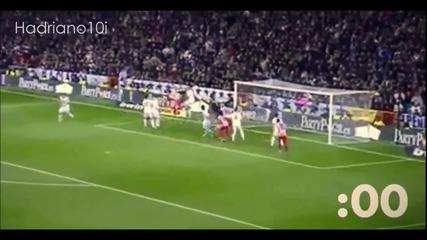 Спринтът на Роналдо, който засрами Юсейн Болт