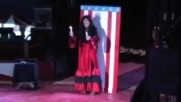 Circus knife Show- Sofia Varna Bulgaria 20162c