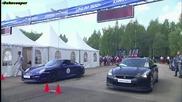 Nissan Gtr stage2 vs Porsche 911 Vrt1000