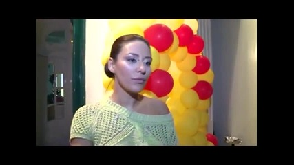 Ana Nikolic - Promocija albuma Dare Bubamare - (Kometa Online 2013)