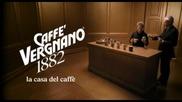 Супер реклама на Caffe Vergnano с Дъстин Хофман