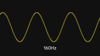 Стандартен Звуков Тест Сигнал - 20hz - 20000hz - 30 честоти
