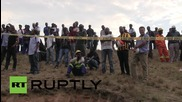 South Africa: Bridge collapses, killing two and trapping three in Johannesburg