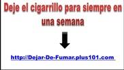 Dejar De Fumar Beneficios