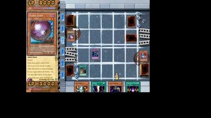 Призоваване на Blue - Eyes Ultimate Dragon и Crush Card