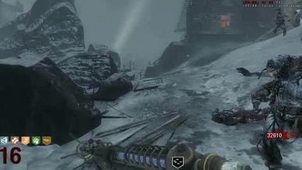 Call Of The Dead - Black Ops Zombies Gameplay by me