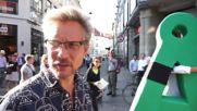 Denmark: Anti-poverty campaigners protest 'Black Wednesday' in Copenhagen
