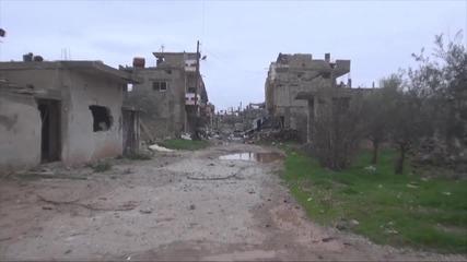 Syria: Syrian Army retake strategic town of Sheikh Maskin