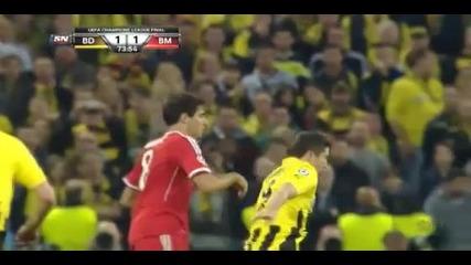 Финал Шл - Борусия Дортмунд 1:2 Байерн Мюнхен