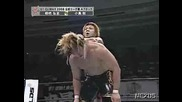 G1 CLIMAX Hiroshi Tanahashi vs. Satoshi Kojima 08/14/08