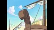 One Piece episode 3 Bg Subs