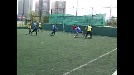 Eagles F.c. Vs Peugeot Club 7:3