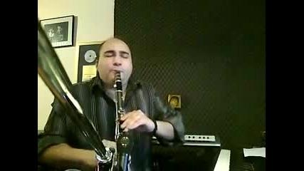Stavros Pazarentsis - Yastayim Instrumental
