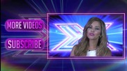Rouge Kiss sings Iggy Azalea's Fancy - Arena Auditions Wk 1 - The X Factor Uk 2014