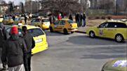 Таксиджии съдят общината, минималната дневна тарифа остава 65 стотинки за километър