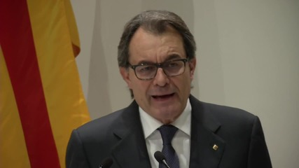 Spain: Catalan President Artur Mas steps down to avoid new elections