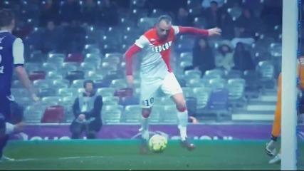 Бербатов - Toulouse vs As Monaco 0-2