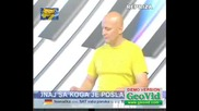 Синан Сакич - На Живо