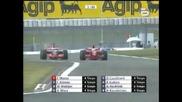 Fernando Alonso F1 2007 European Gp