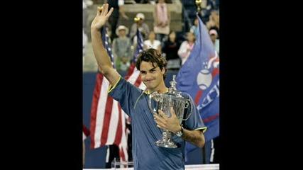 Roger Federer Bade6teto Koeto Pi6e Istoriq