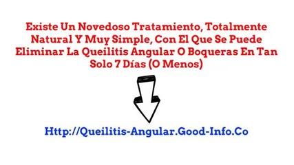 Estomatitis Angular, Medicamentos Para Hongos En La Piel, Queilitis Angular Causas