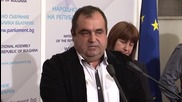 Пандев: Министър Москов е станал защитник на частни интереси