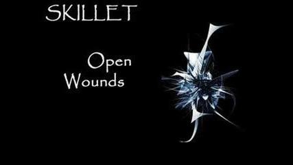 Skillet - Open Wounds *bg prevod*