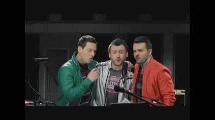 Графа, Любо и Орлин - Заедно (official Video) 2011 Hq