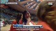 [eng sub] Idol Star Athletics Championships 2014 - Part 2
