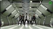 [bg sub] Super Junior-m - Break Down