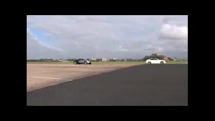 Bugatti Veyron Vs. Bmw M3