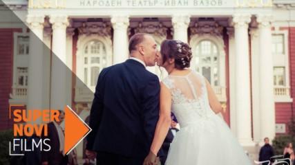 Сватбеният трейлър на Поля и Йончо | Супернови филмс
