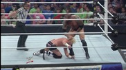 Dolph Ziggler vs. Batista - No Disqualification Match Smackdown, May 23, 2014