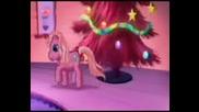 Малкото Пони:коледата На Минти!!(BG)