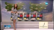Прогноза за времето (06.04.2015 - сутрешна)