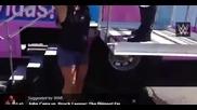 Lilian Garcia - Ice Bucket Challenge
