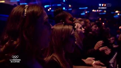 Kaiser Chiefs - Pinball Wizard (london Olympics Closing Ceremony 2012-08-12) 720p
